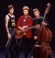 Brian Setzer and Stray Cats